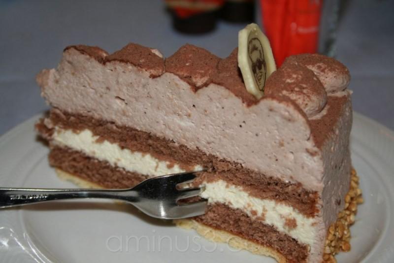 a piece of heino´s cake