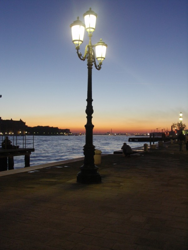 Iluminada Venecia