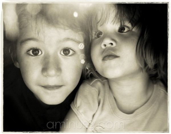 Amelie et Emric