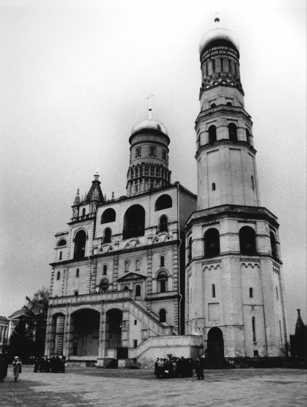 Places - Ivan the Great Bell Tower, Moscow