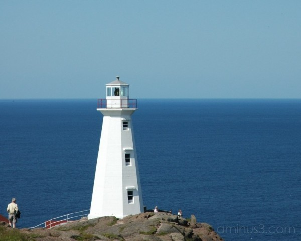 The Light At The End Of The World Cape Spear NL