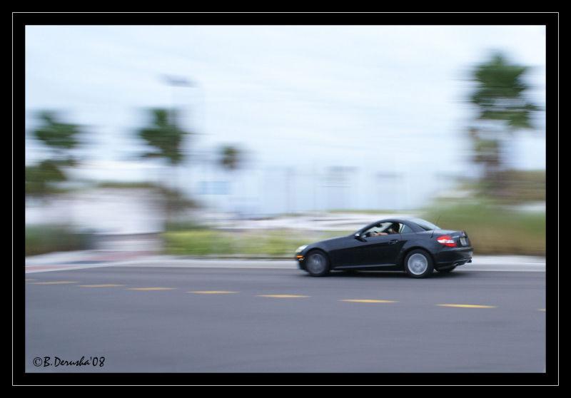 Black Benz