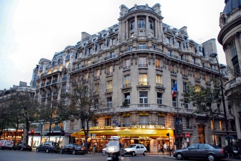Cafe Le Gramont Paris