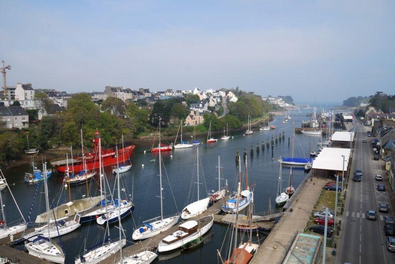 bretagne, bateau,Finistere,Port,Dournenez