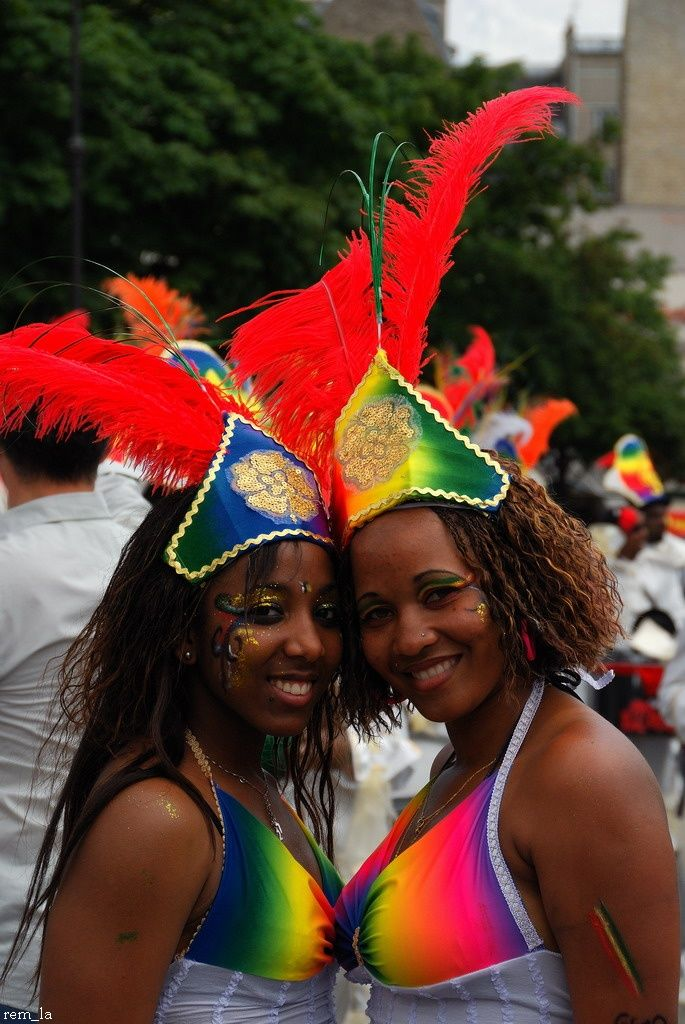 carnaval,Tropical,Antilles,Paris,portrait