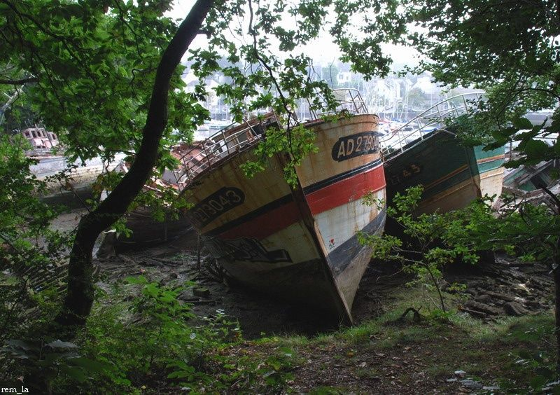 epave,bateau,douarnenez,finistere
