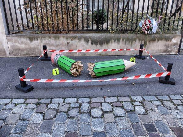 Charlie, Hebdo,attentat,hommage