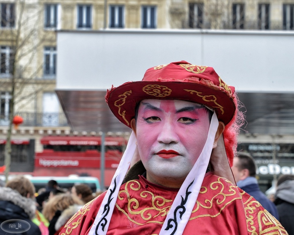 défilé,chinois,paris