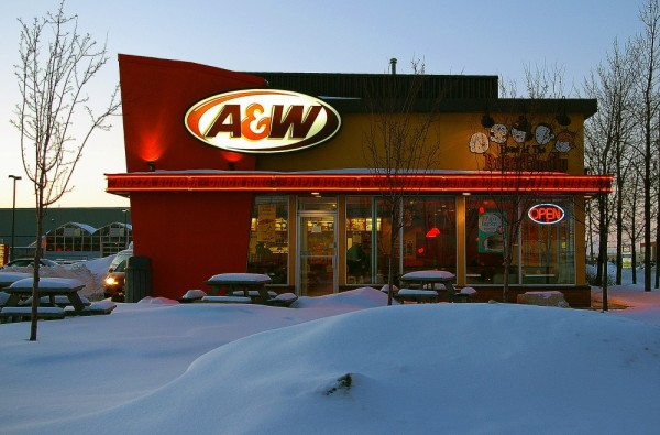 A&W- Early Night