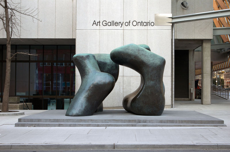 AGO - Henry Moore