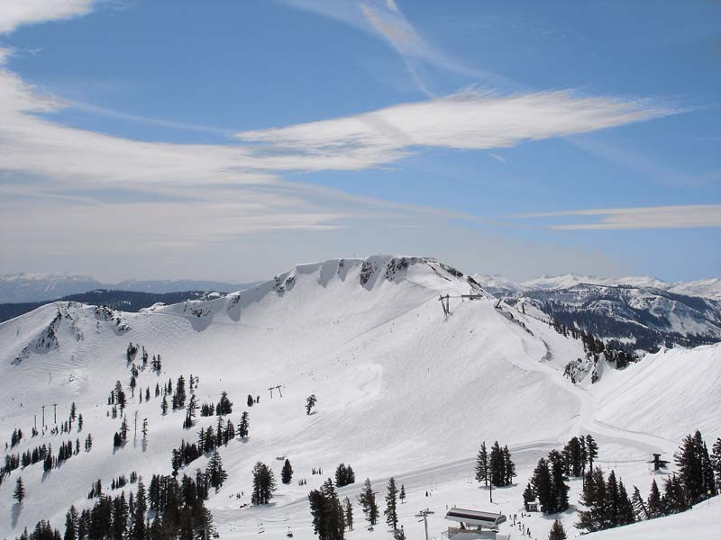 Squaw Valley California