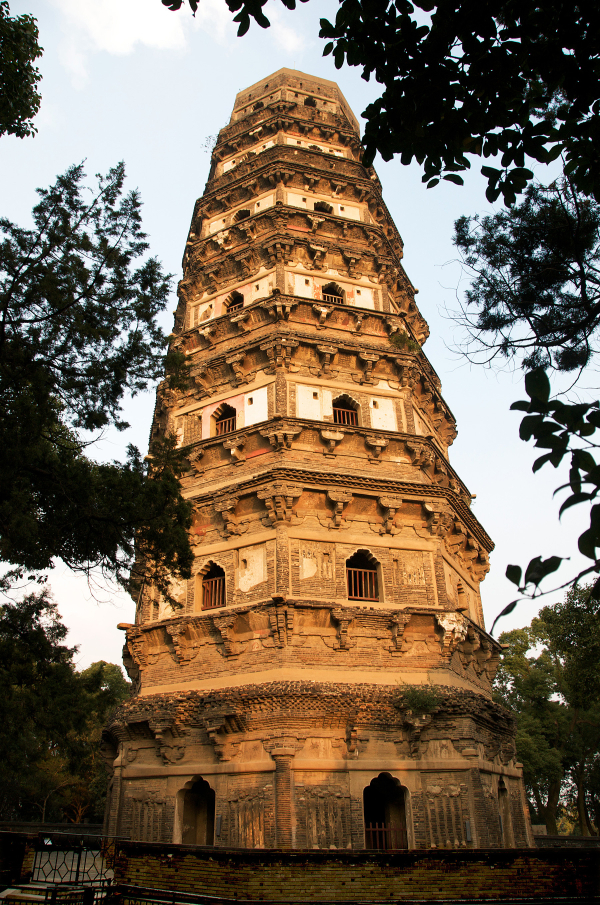Tiger Hill Pagoda, Suzhou China