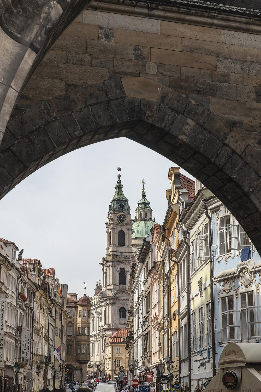 Streets of Prague Czech Republic