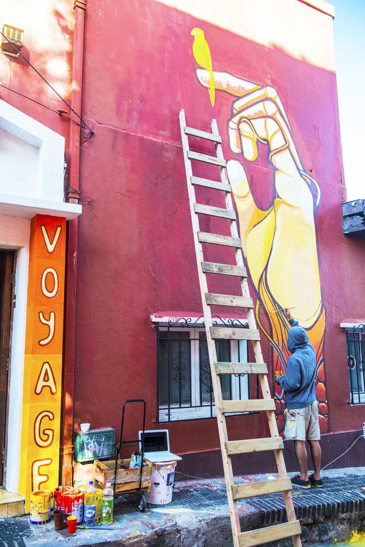 Valparaiso Murals