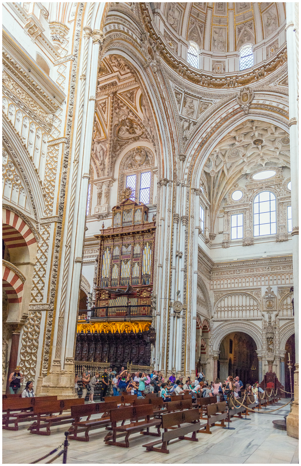 Mesquita Catedral Córdoba Spain
