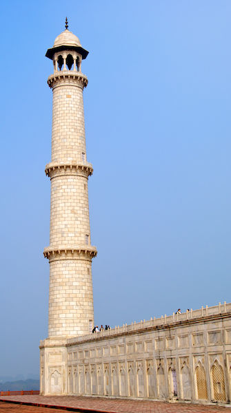 Taj Mahal Tower - Agra, India