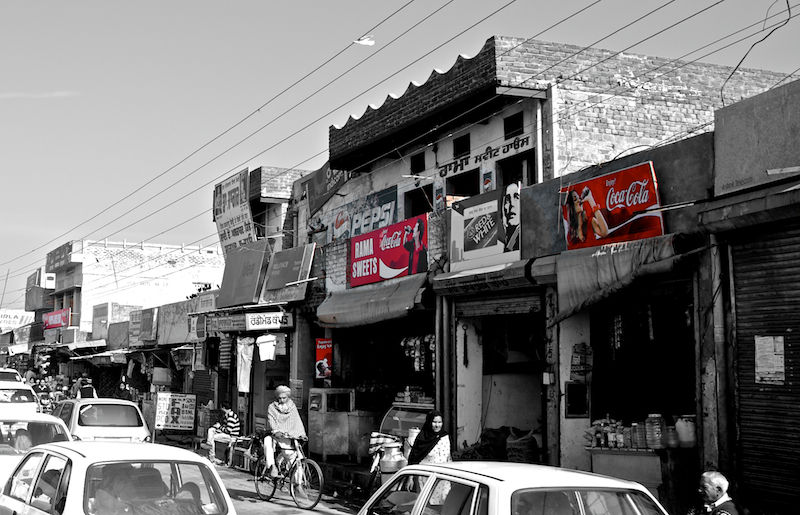Coke Wins - India, Drive to Amritsar