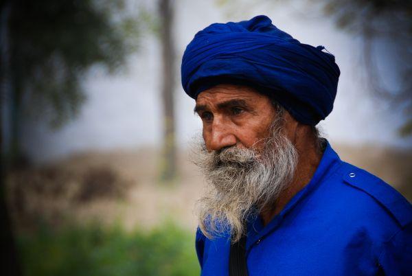 Khalsa (A Saint Soldier) - Bhucho Khurd, India