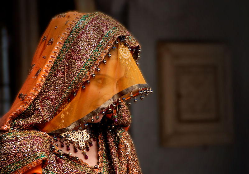 Tina, The Bride - Bhucho Khurd, India