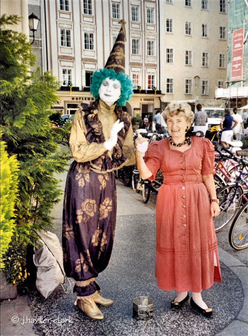 A Mime & Grete