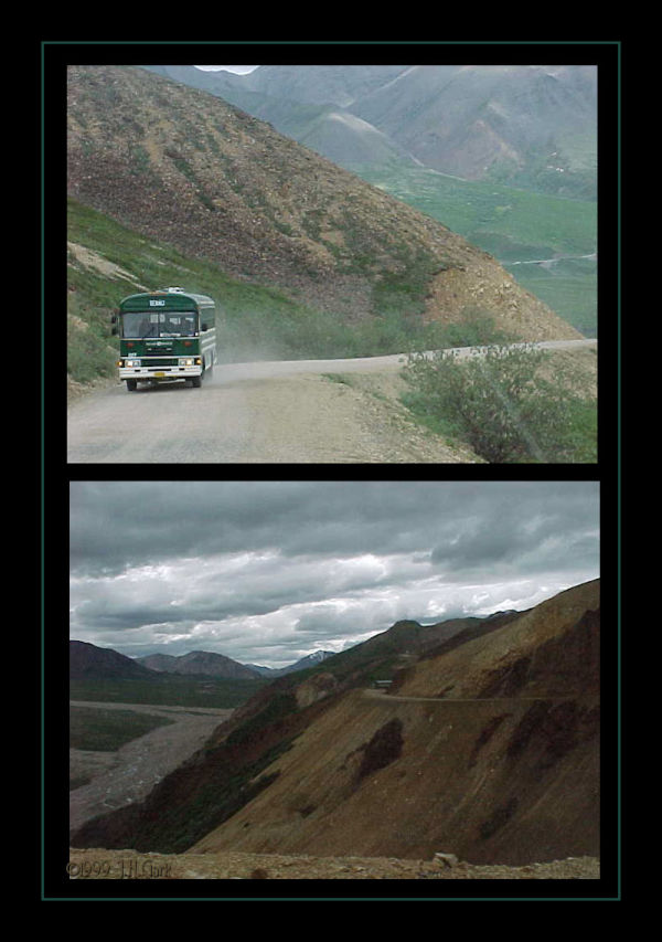 8-hour tour by bus...