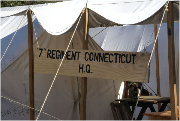 7th Regiment Connecticut H.Q.