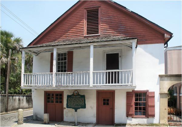The Tovar House...