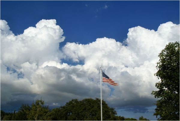 Typical Florida Clouds...