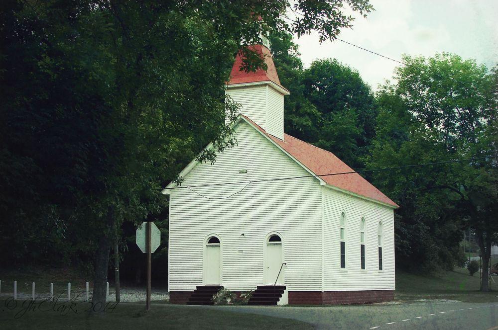 Church in Hayter's Gap, VA