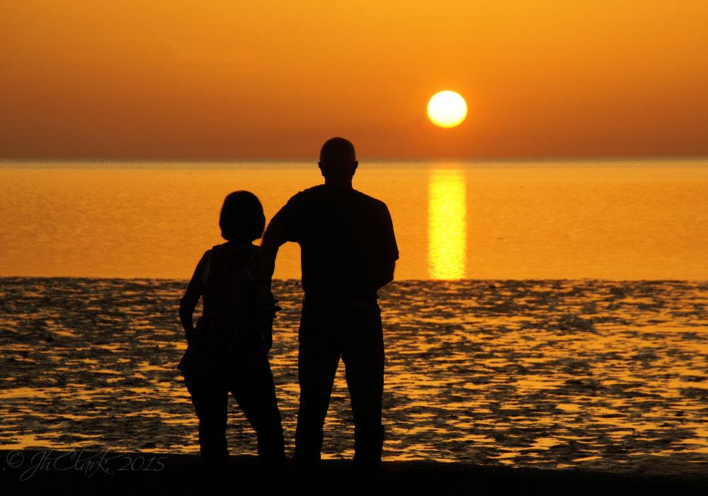 Sunset at Pine Island 2/4