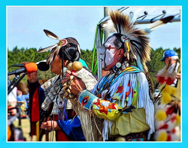 Tribal Singers...