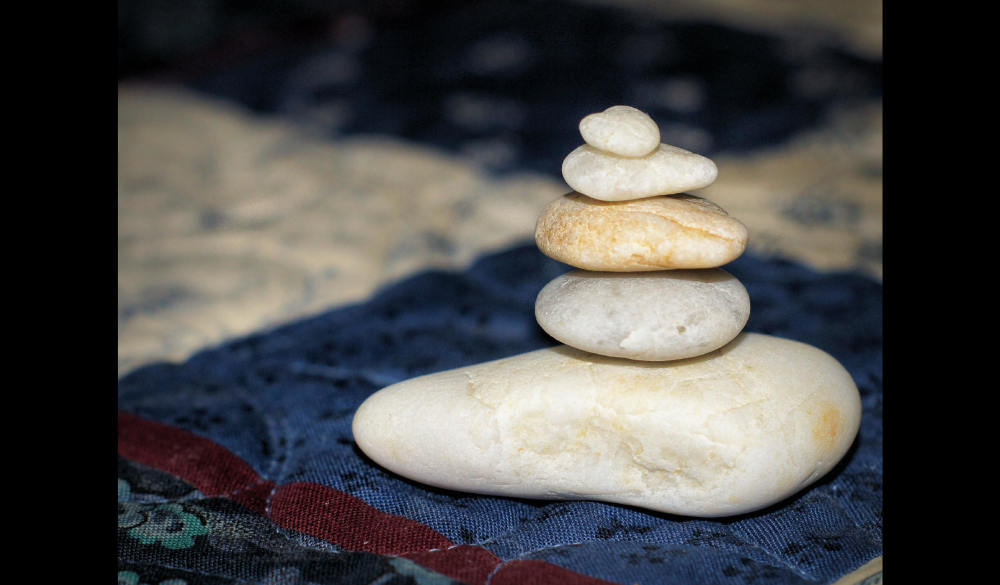 stones stacked 3862
