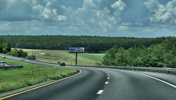 Local Interstate I-75...