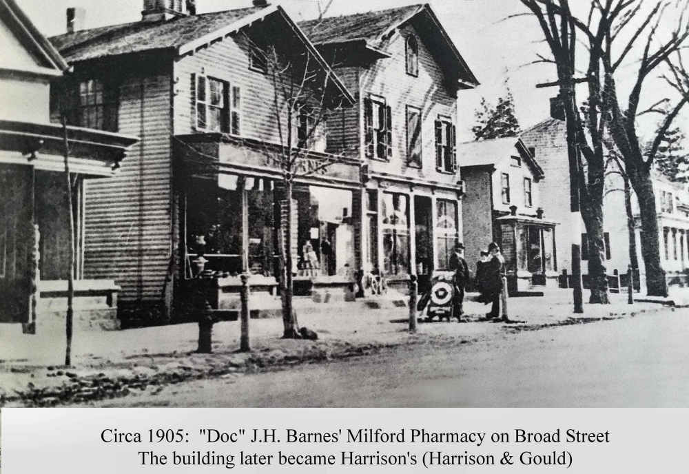 Milford Pharmacy...