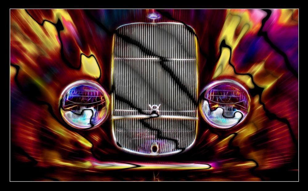 Abstract V8