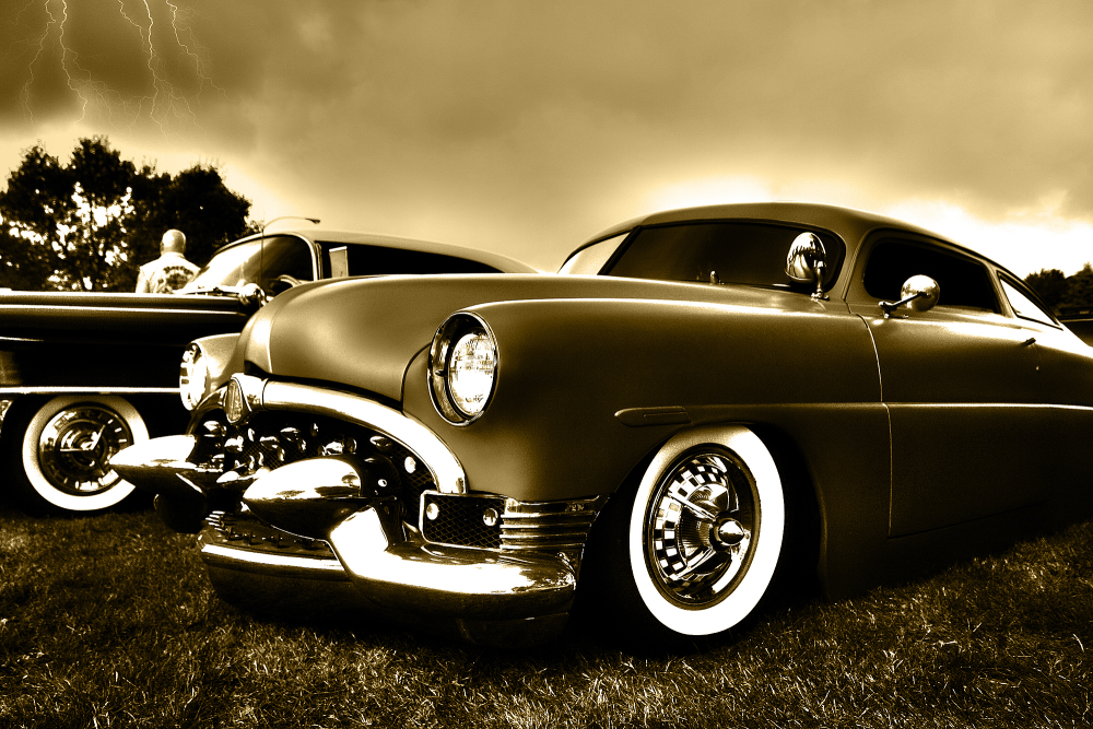 Car customizing