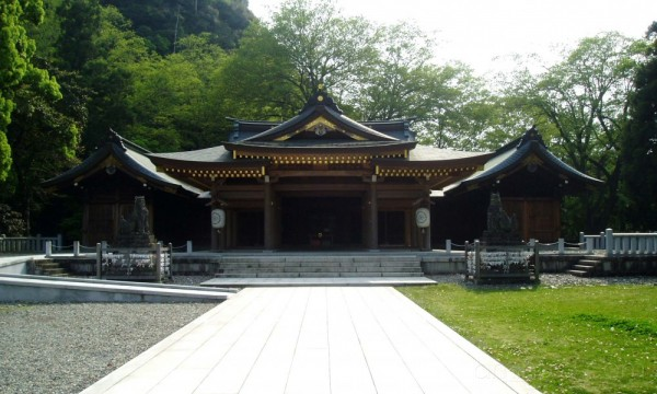 Shrine in Gifu