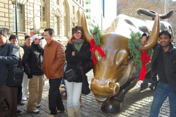 Tini & Bulle in NY