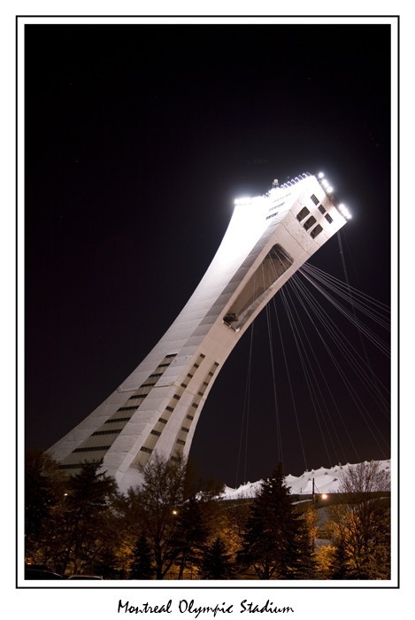 Montreal Olympic Stadium #2