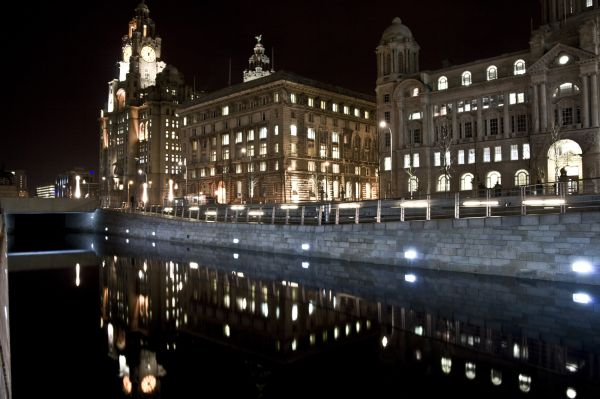 New Canal, Liverpool Pier Head