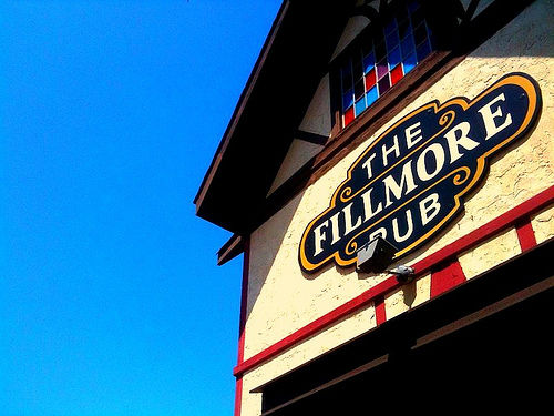 The Fillmore Pub, Plano Texas