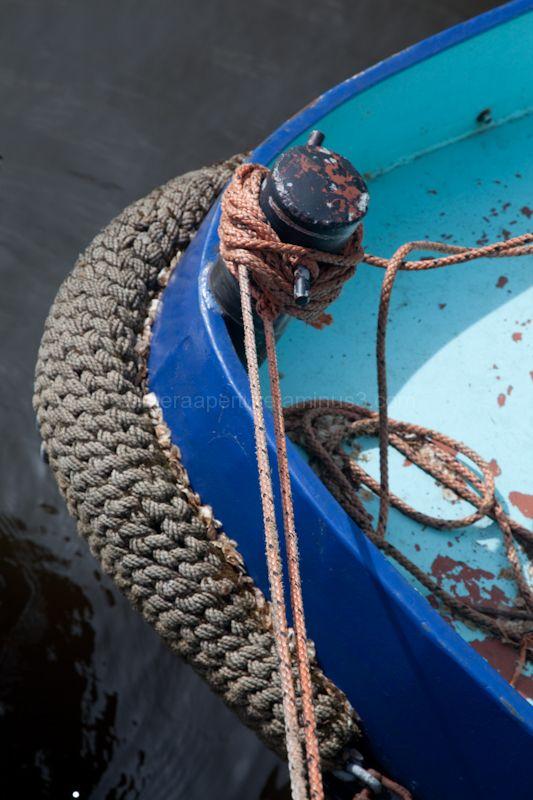 Boat bow