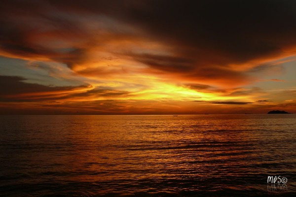 Port Dickson Sunset