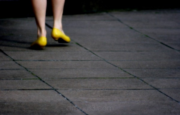Yellow Shoes, South Bank