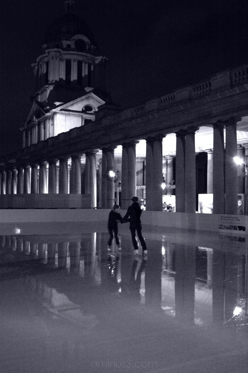 Iceskaters, Greenwich
