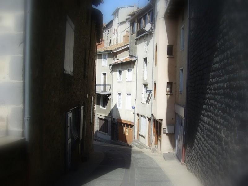 Rue des Planchettes - Saint-Flour