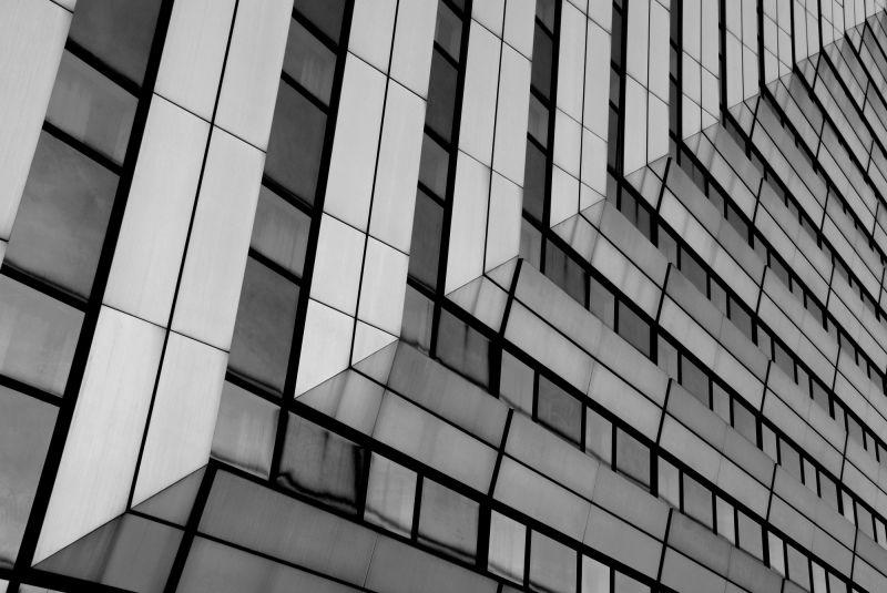 Un immeuble à la Défense - Paris