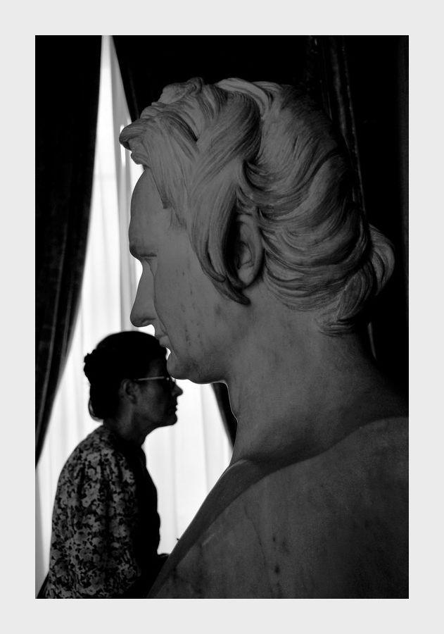 Le Baiser de la Statue