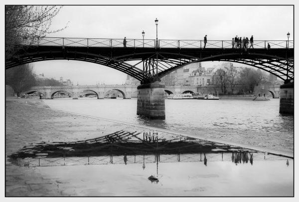 Arc du Pont des Arts