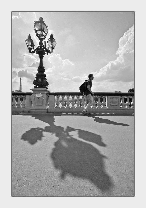 Scène sur Seine